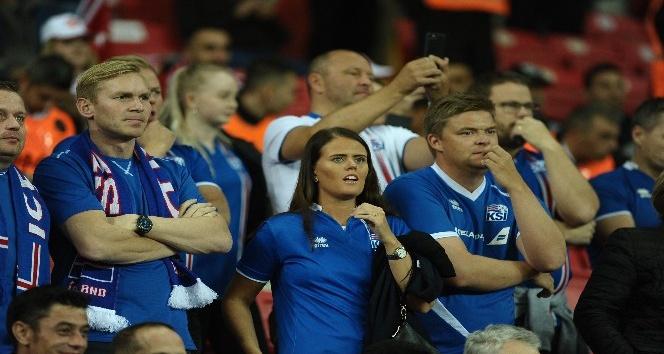 Dünya Kupası Grup Eleme: Türkiye: 0 - İzlanda: 0 (Maç devam ediyor)