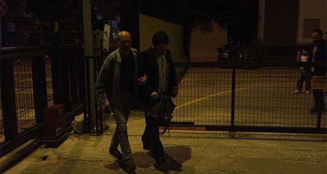 İranlı tırnakçılar Çanakkale'de yakalandı
