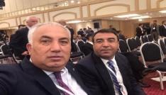 Başkan Toksoy ve Altay, Belediyeler Birliği Toplantısına Katıldı