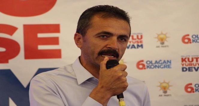 """AK Parti İl Başkanı Doğanay'dan çağrı: """"Yastık altındaki altınlarınızı çıkarın!"""""""