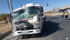 Siirtte trafik kazası: 2 yaralı