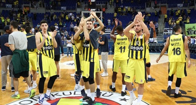 Tahincioğlu Basketbol Süper Ligi: Fenerbahçe Doğuş 80-63 Banvit