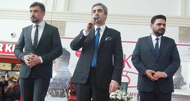 Kurtlar Vadisi Vatan oyuncuları Osmaniye'de
