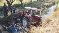 Eleşkirtte traktör kazası: 1 ölü