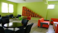 Silifkeli şehit adına Posofta kütüphane açıldı
