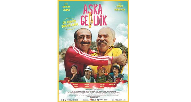 Aşka Geldik filmine Turkcell'den destek
