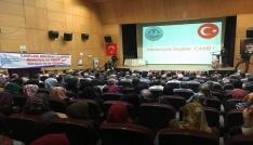 Siirtte Cami, Şehir ve Medeniyet konferansı