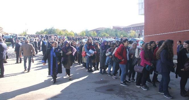 """Bakan Faruk Özlü: """"Üniversiteler sanayinin lokomotifi olmalıdır"""""""