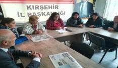 CHP Kadın Kolları Başkanı Nejla Yenidünya: