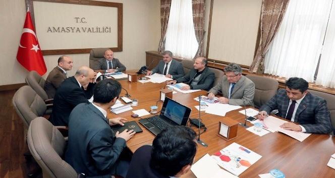 Sektörel eylem planları toplantısı yapıldı