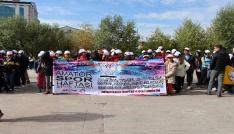 Ardahanda Amatör Spor Haftası kutlamaları başladı