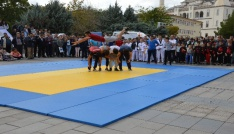 Amatör Spor Haftası etkinlikleri başladı