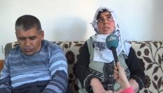 Ağrıda engelli çiftin yaşam mücadelesi