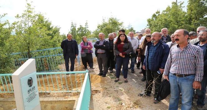 Tuncelide Ankara Gar saldırısında ölenler anıldı