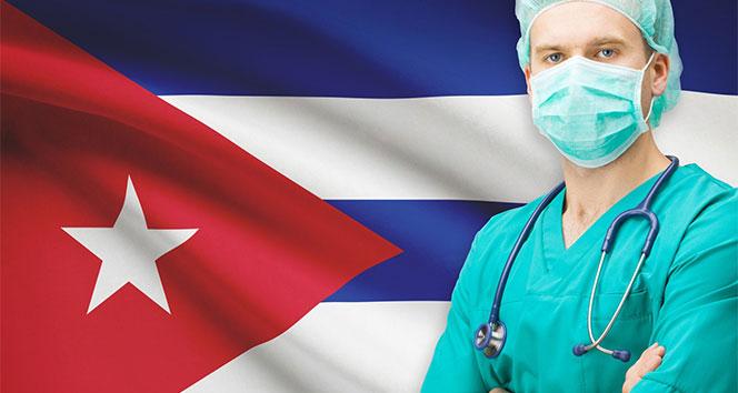 Sağlık alanında Küba'daki çalışmalar dikkat çekiyor