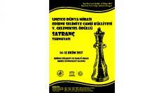 5inci geleneksel ödüllü satranç turnuvası