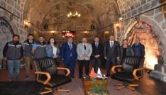 Vali Ustaoğlu, Dünya Mirası Türkiye programına katıldı