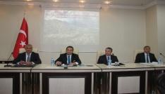 Bingöl İl Koordinasyon Kurulu toplantısı yapıldı