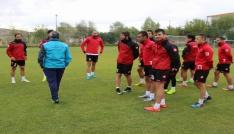 Yozgatspor, Azaltıspor maçının hazırlıklarını sürdürdü