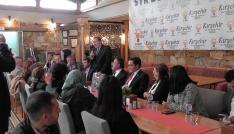 AK Parti Genel Başkan Yardımcısı Harun Karacan STK buluşmasına katıldı