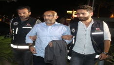 Eski Burdur Valisi Kürklü tutuklandı