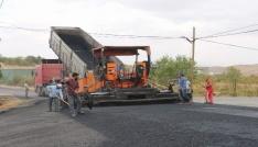 Siirtin beldesi 16 yıl sonra asfalta kavuştu