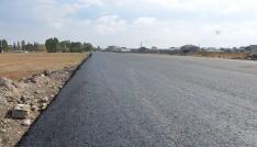 Ağrıda asfalt çalışmaları devam ediyor