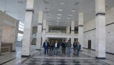 Karamanda Fuar ve Kongre Merkezi tamamlandı