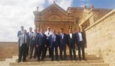 Mardinde eğitim toplantısı