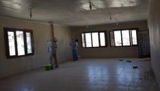 Nusaybinde taziye evleri onarılıyor