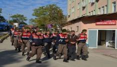 Edirnede yakalanan PKKlılar tutuklandı