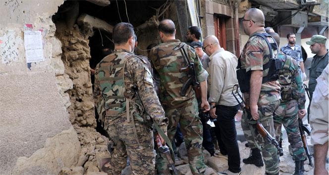 Şam'daki intihar saldırısını DEAŞ üstlendi