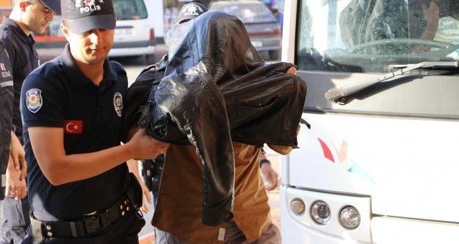 Kahramanmaraşta FETÖden 9 kişi tutuklandı