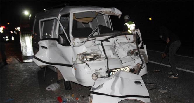 Aydında trafik kazası: 1 ölü !
