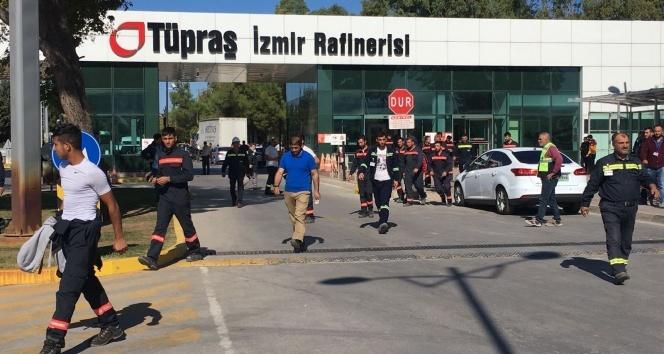 Tüpraştaki patlamaya 7 gözaltı