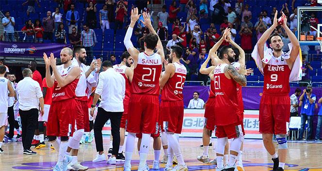 A Milli Erkek Basketbol Takımı, dünya sıralamasında 5 basamak geriledi