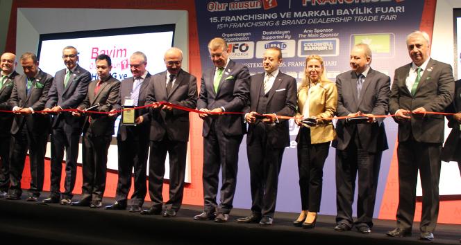 Dünya franchise sektörünün kalbi İstanbulda atıyor