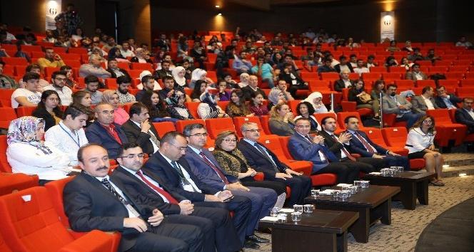 2.Uluslararası Enerji ve Mühendislik Konferansı Gaziantep'te yapıldı