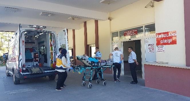 Antalya'da zincirleme kaza: 1 yaralı