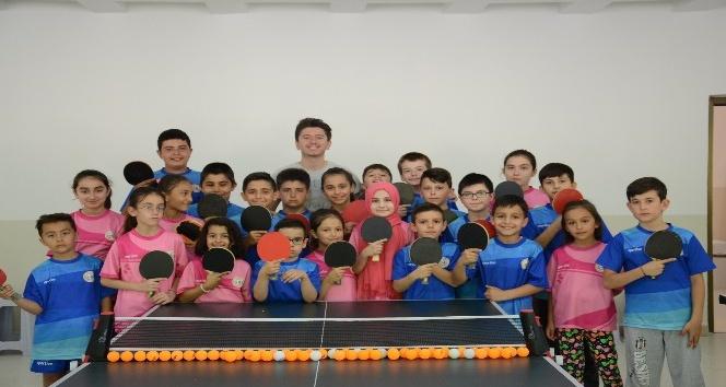 Bozüyük Belediyesi'nin ücretsiz kış spor okulları kayıtları başladı
