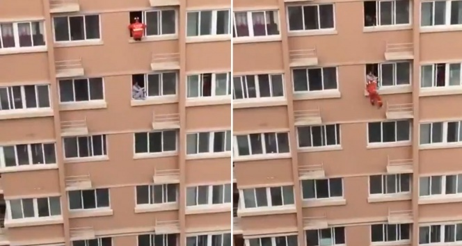 İntihar etmek isteyen kadın böyle kurtarıldı