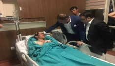 Başkan Özcan terör saldırısını kınadı
