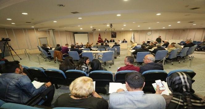 Adapazarı Belediyesi ekim ayı meclis toplantısı gerçekleşti