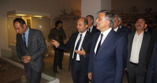 11inci Cumhurbaşkanı Abdullah Gül Şanlıurfada