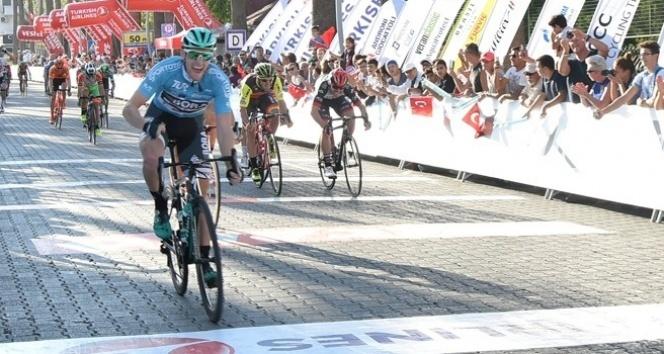 Fethiye-Marmaris etabını Sam Bennet kazandı