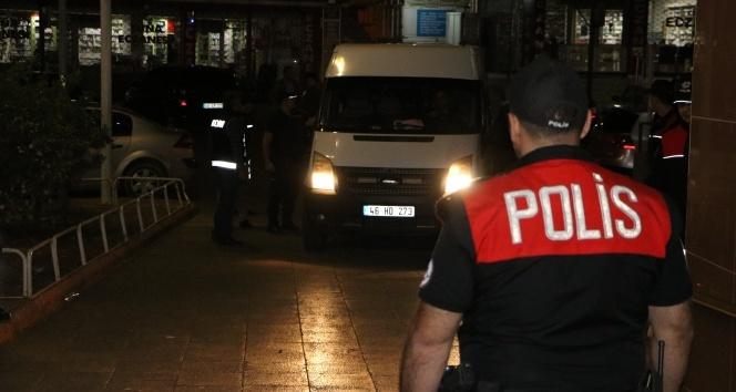 Kahramanmaraşta FETÖ operasyonunda 14 tutuklama