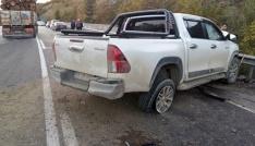 Sinopta trafik kazası: 2 ölü, 1 yaralı