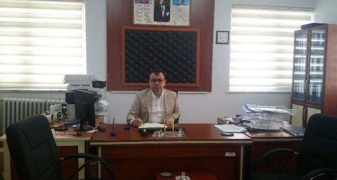 Altıntaş Halk Eğitim Merkezi Müdürü Halil Akbulut görevine başladı