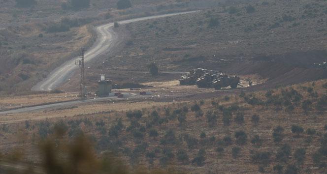 Suriye sınırında sessizlik hakim..