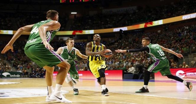 THY Euroleague: Unicaja Malaga: 68 - Fenerbahçe Doğuş: 67